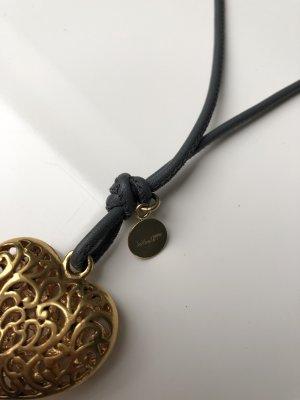 Jolibelle 925 Leder Halskette