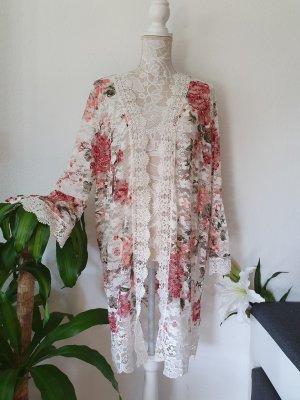 Jolie&Joy Kimono aus Spitze in Gr. XL