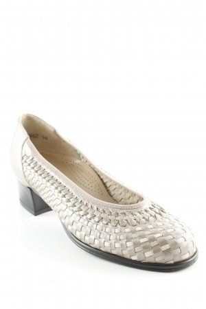 Jolie Madame High Heels graubraun-beige