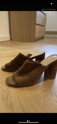 Jonak Socque marron clair-brun