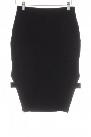 Jonathan Simkhai Bleistiftrock schwarz Elegant