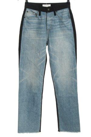 Jonathan Simkhai High Waist Jeans blue-black casual look