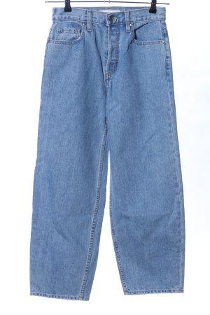Jonathan Simkhai Marlene Denim blue casual look