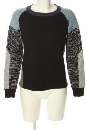 Jonathan Simkhai Crewneck Sweater graphic pattern casual look