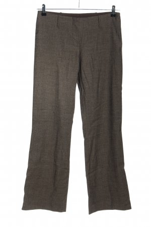 Jones Suit Trouser bronze-colored weave pattern business style