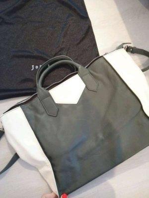 Jones Echt Leder Handtasche. Neu.