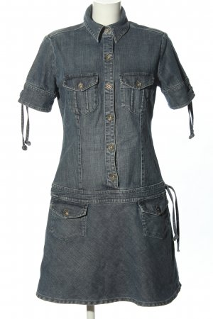 Jones Robe en jean bleu style décontracté