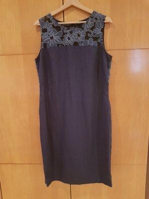 Jones Kleid Freizeitkleid Cocktailkleid Bleistiftkleid mit Spitze und Blumenmuster