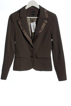 Jones Korte blazer bruin-brons casual uitstraling