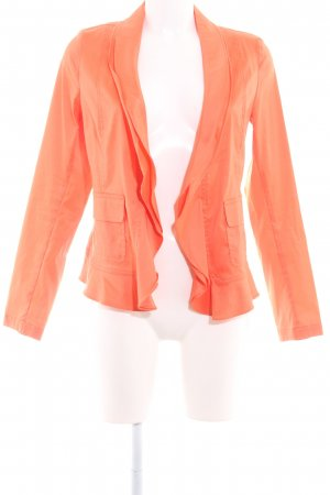 Jones Korte blazer oranje elegant