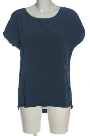 Jones Camicetta a maniche corte blu stile professionale