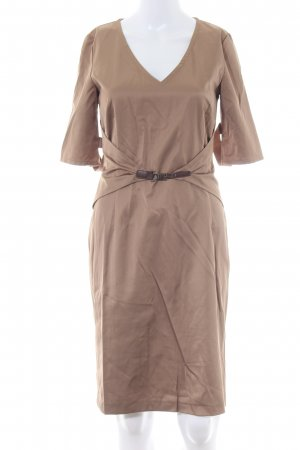 Jones Kurzarmkleid creme Business-Look