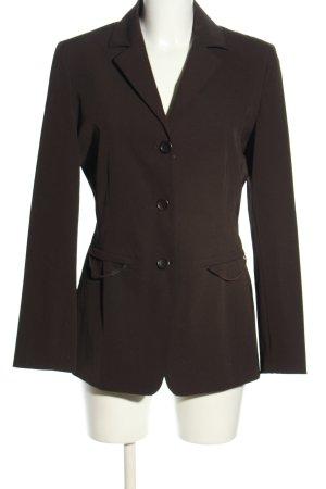 Jones Lange blazer bruin zakelijke stijl