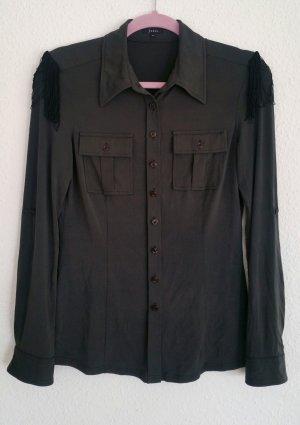 Jones military Hemd Bluse shirt blogger Festival boho