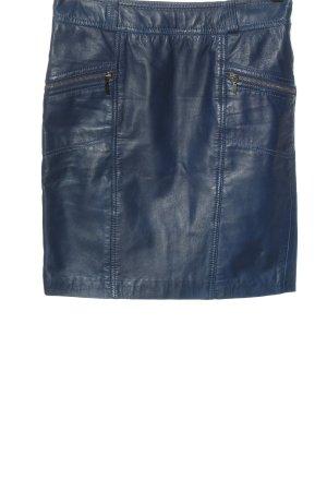 Jones Minirock blau Casual-Look