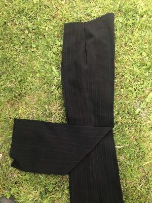 Jones Pantalon taille basse noir-gris