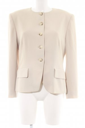 Jones New York Kurz-Blazer creme Business-Look