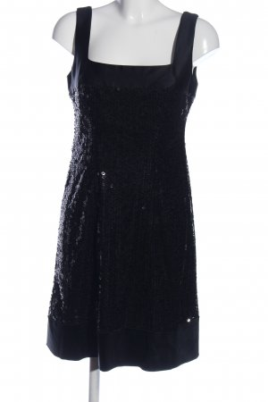 Jones New York Sequin Dress blue elegant