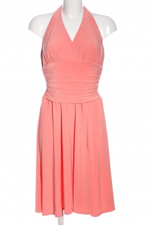 Jones New York Vestido strapless rosa elegante