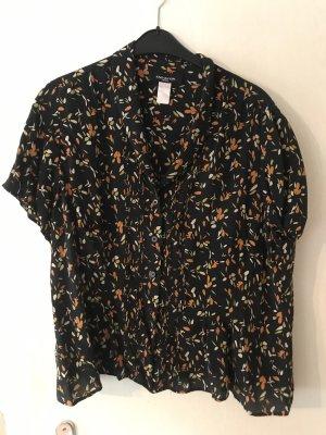 Jones New York Silk Blouse multicolored silk