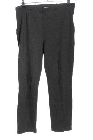 Jones New York Pantalón elástico gris claro moteado look casual