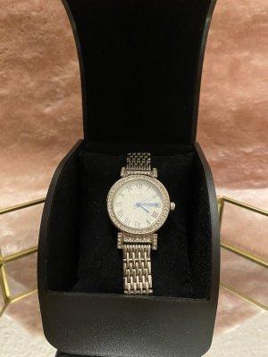 Jones New York Horloge met lederen riempje veelkleurig