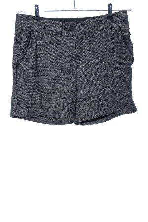 Jones Shorts hellgrau meliert Casual-Look