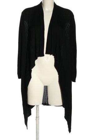 Jones Cardigan in maglia nero stile casual