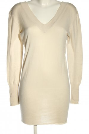 Jones Strickkleid creme Casual-Look