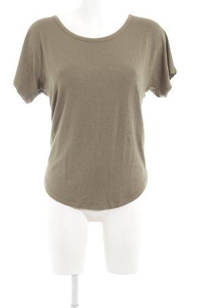 Jones T-Shirt bronzefarben Casual-Look