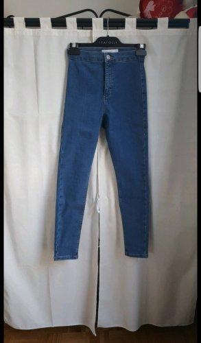Joni - Jeans Skinny Fit High Rise - blue denim