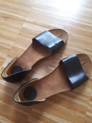 Jonny's Sandalo comodo nero