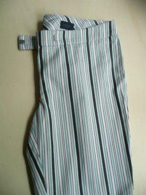 JOOP! 7/8 Hose Pants fein gestreift mehrfarbig Pastell Gr 36