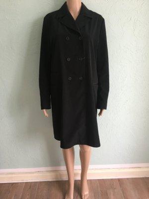 Joop! Heavy Raincoat black polyester