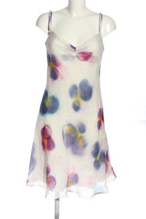 Joop! Sukienka o kroju litery A Abstrakcyjny wzór Elegancki