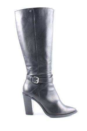 Joop! Absatz Stiefel schwarz Casual-Look