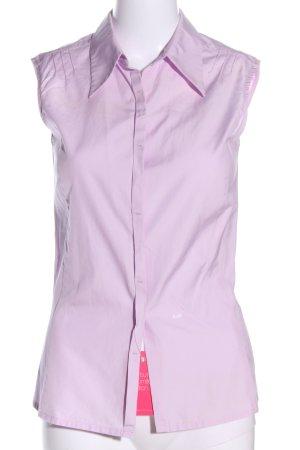 Joop! ärmellose Bluse lila Casual-Look