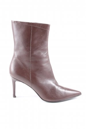 Joop! Ankle Boots braun Casual-Look
