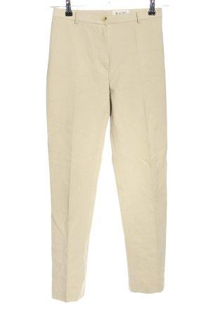 Joop! Pantalone da abito bianco sporco stile casual