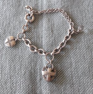 Joop! Charm Bracelet silver-colored real silver