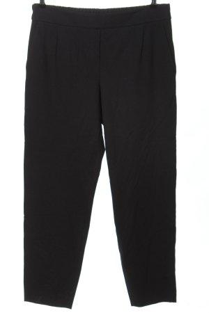 Joop! Baggy Pants schwarz Business-Look