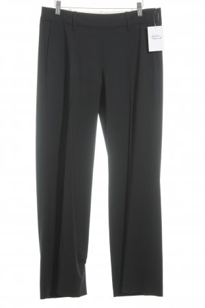 Joop! Bundfaltenhose schwarz Business-Look