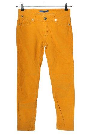 Joop! Corduroy Trousers light orange casual look