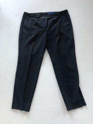 Joop! Pantalon en jersey gris anthracite-bleu foncé