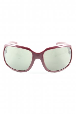 Joop! Occhiale da sole spigoloso rosa stile casual