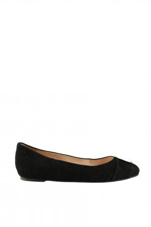 Joop! faltbare Ballerinas schwarz Business-Look
