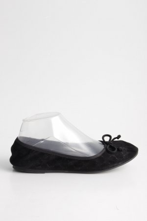 Joop! faltbare Ballerinas schwarz Business-Look
