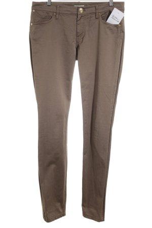 Joop! Pantalone cinque tasche marrone chiaro stile casual