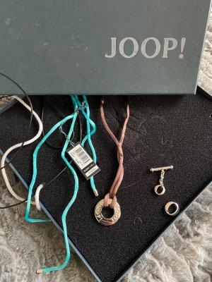 JOOP! Flexibles Kettenset mit Silberanhänger