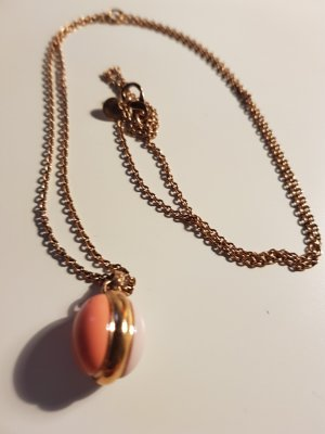 Joop! Link Chain rose-gold-coloured